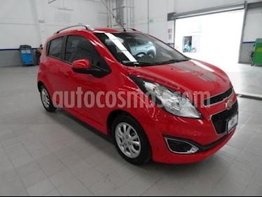 Foto venta Auto Seminuevo Chevrolet Spark LTZ (2015) color Rojo precio $129,000