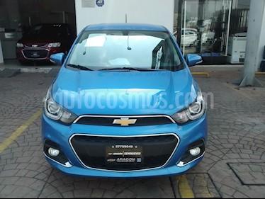 Foto venta Auto usado Chevrolet Spark LTZ (2016) color Azul precio $173,000