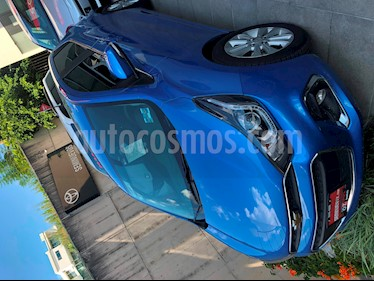 Foto venta Auto usado Chevrolet Spark LTZ (2017) color Azul Denim precio $179,000