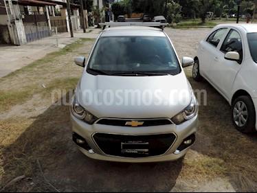 Foto venta Auto usado Chevrolet Spark LTZ (2016) color Plata precio $150,000