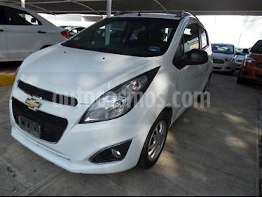 Foto venta Auto Seminuevo Chevrolet Spark LTZ (2017) color Blanco precio $155,000