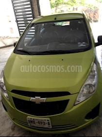 Foto venta Auto usado Chevrolet Spark Paq A (2011) color Verde precio $70,000