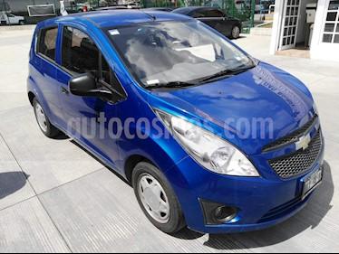 Foto venta Auto Seminuevo Chevrolet Spark Paq A (2012) color Azul Espacio precio $78,000