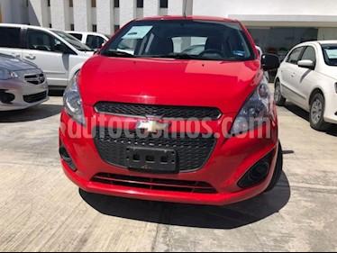 Foto venta Auto Seminuevo Chevrolet Spark Paq B (2017) color Rojo Granada precio $135,000