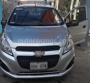 Foto venta Auto usado Chevrolet Spark Paq B (2015) color Plata precio $100,000