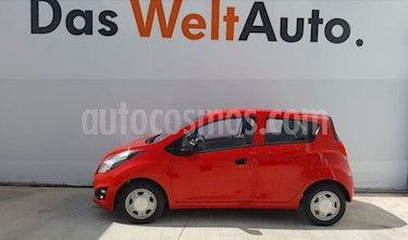 Foto venta Auto Seminuevo Chevrolet Spark Paq B (2017) color Rojo Giga precio $145,000