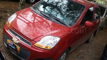 Chevrolet Spark Spark Lt usado (2016) color Rojo precio $20.000.000