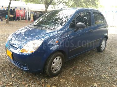 Chevrolet Spark Spark Lt usado (2013) color Azul precio $20.500.000