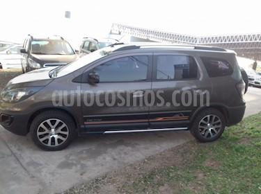 Foto venta Auto Usado Chevrolet Spin Activ LTZ 1.8 5 Pas (2016) color Verde Octano precio $400.000