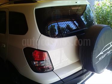 Foto venta Auto Usado Chevrolet Spin Activ LTZ 1.8L 5 Pas Aut (2016) color Blanco Crema precio $310.000