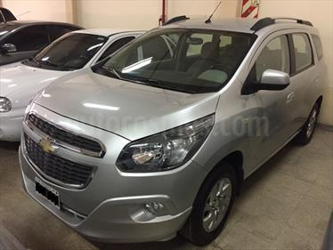 foto Chevrolet Spin 1.8 Nafta LTZ AT 7 plazas