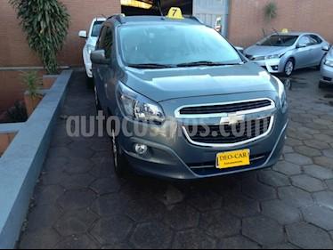 Foto venta Auto Usado Chevrolet Spin 1.8 Nafta LTZ MT 7 plazas (2013) color Gris precio $370.000