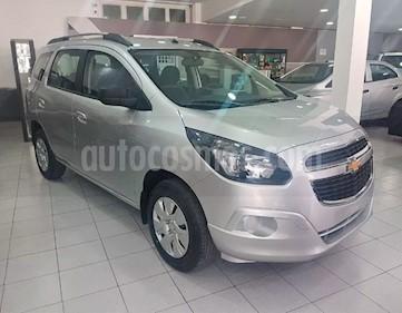 Foto venta Auto nuevo Chevrolet Spin LT 1.8 5 Pas color Blanco precio $430.000
