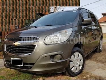 Foto venta Auto Usado Chevrolet Spin LT 1.8 (2013) color Gris precio $290.000