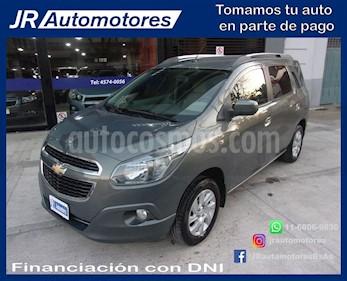 Foto venta Auto usado Chevrolet Spin LTZ 1.8 5 Pas (2013) color Gris Mond precio $330.000