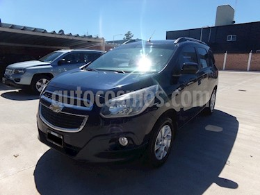 Foto venta Auto Usado Chevrolet Spin LTZ 1.8 5 Pas (2012) color Azul Macaw precio $264.000