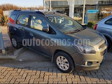 Foto venta Auto Usado Chevrolet Spin LTZ 1.8 7 Pas  (2013) color Verde precio $395.000