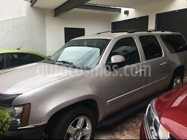 Foto venta Auto usado Chevrolet Suburban LT Piel 4x4 (2007) color Plata precio $150,000