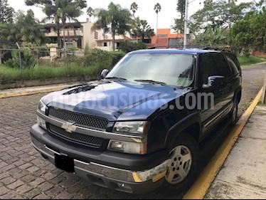 Foto venta Auto Seminuevo Chevrolet Suburban Paq A  (2004) color Azul precio $105,000