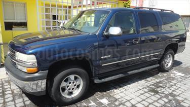 Foto Chevrolet Suburban Paq B