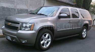 Foto venta Auto usado Chevrolet Suburban Paq C  (2007) color Gris Oscuro precio $160,000