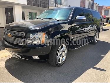 Foto venta Auto Seminuevo Chevrolet Suburban Paq C  (2007) color Negro precio $210,000