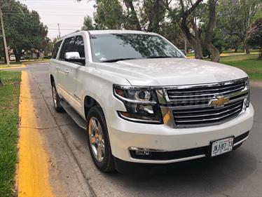 Foto venta Auto usado Chevrolet Suburban Paq D  (2016) color Blanco precio $869,500