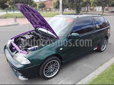 Foto venta Carro Usado Chevrolet Swift 1.0 (1996) color Verde precio $8.500.000