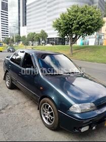 Foto venta Carro usado Chevrolet Swift 1.6 (1993) color Azul precio $7.000.000
