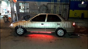 Chevrolet Swift Swift 13 usado (2000) color Marron precio $9.500.000