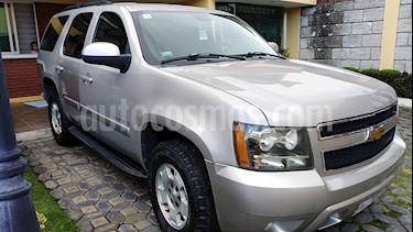 Foto venta Auto usado Chevrolet Tahoe LT Paq B (2007) color Gris Plata  precio $149,500