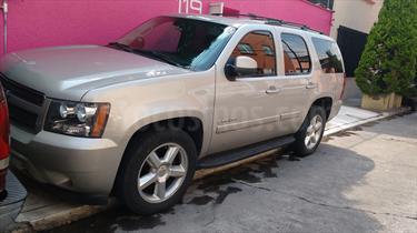 Foto venta Auto Seminuevo Chevrolet Tahoe LT Paq D  (2008) color Dorado precio $170,000