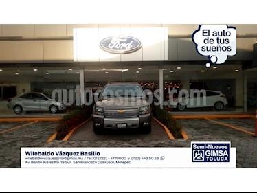 Foto venta Auto Seminuevo Chevrolet Tahoe LT Z71 (2014) color Gris precio $304,000