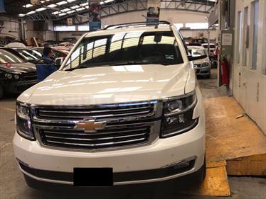 Foto venta Auto Seminuevo Chevrolet Tahoe LTZ 4x4 (2015) color Blanco precio $605,000