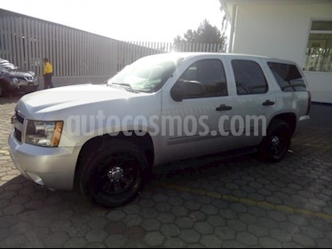 Foto venta Auto Usado Chevrolet Tahoe Suv Police (2014) color Plata precio $350,000