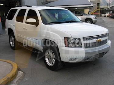 Foto venta Auto usado Chevrolet Tahoe Z71 4x4 (2011) color Blanco precio $272,000