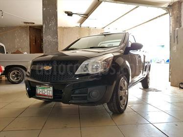 Foto venta Auto usado Chevrolet Tornado LS Ac (2017) color Negro precio $205,000