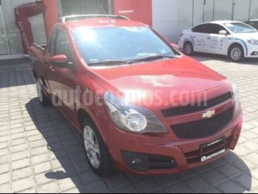 Foto venta Auto Seminuevo Chevrolet Tornado LT (2018) color Rojo Flama precio $234,000