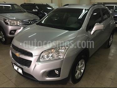 Foto venta Auto Usado Chevrolet Tracker 1.8 FWD LTZ MT 4x2 (2015) color Gris precio $395.000