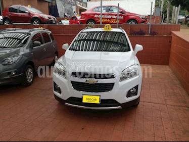 Foto venta Auto Usado Chevrolet Tracker 1.8 FWD LTZ MT 4x2 (2015) color Blanco precio $440.000