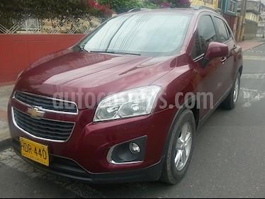 Foto venta Carro Usado Chevrolet Tracker 1.8 LS Aut (2014) color Rojo precio $43.900.000