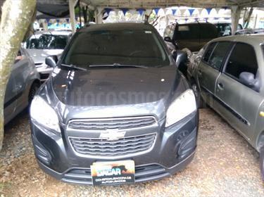 Foto Chevrolet Tracker 1.8 LS usado (2014) color Gris precio $43.000.000