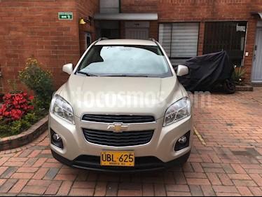 Chevrolet Tracker 1.8 LS usado (2015) color Champagne precio $42.000.000