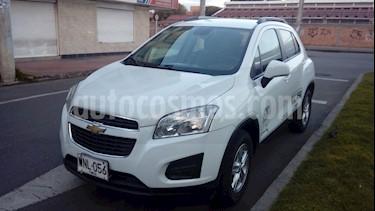 Chevrolet Tracker 1.8 LS usado (2015) color Blanco precio $32.000.000