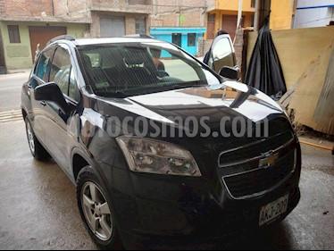 Chevrolet Tracker 1.8 LS  usado (2016) color Negro Carbon precio u$s15,000
