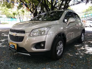 Chevrolet Tracker 1.8 LT Aut  usado (2016) color Plata Champagne precio $56.000.000