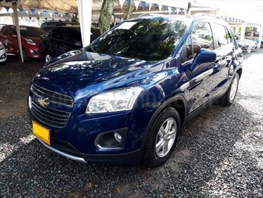 Chevrolet Tracker 1.8 LT Aut  usado (2016) color Azul precio $63.000.000
