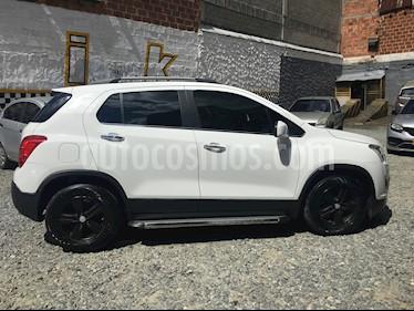 Chevrolet Tracker 1.8 LT Aut  usado (2016) color Blanco Galaxia precio $58.000.000