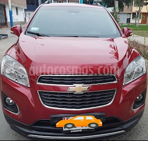 Foto venta Auto Usado Chevrolet Tracker 1.8 LT  (2013) color Rojo precio u$s12,500