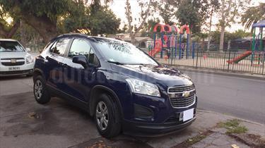 Chevrolet Tracker 1.8L LS usado (2014) color Azul precio $8.600.000